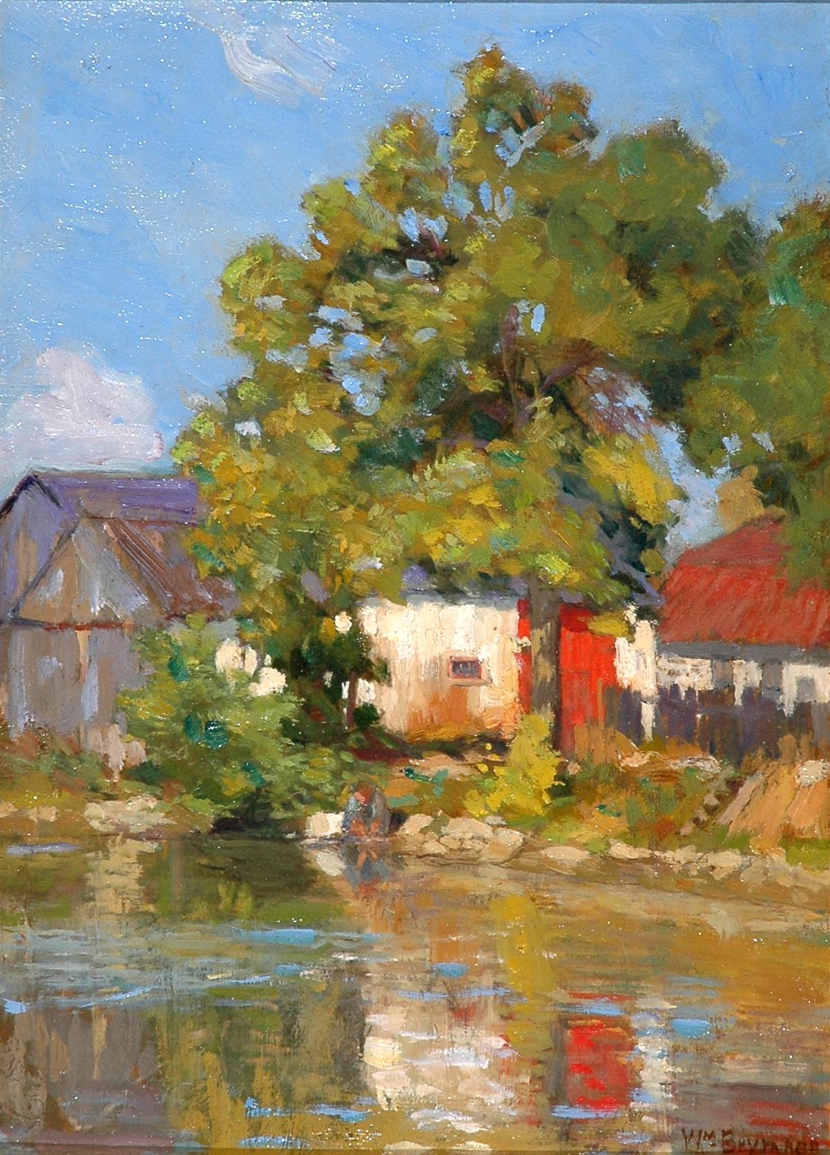 William Brymner Michel Bigu 233 Art Gallery